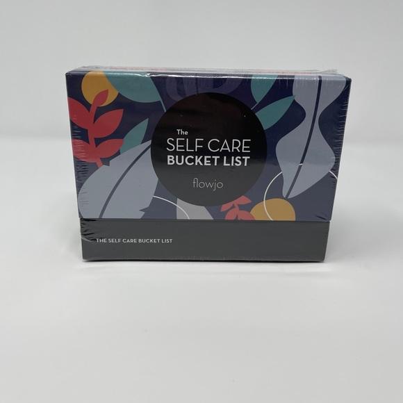 Self Care Bucket List by FlowJo